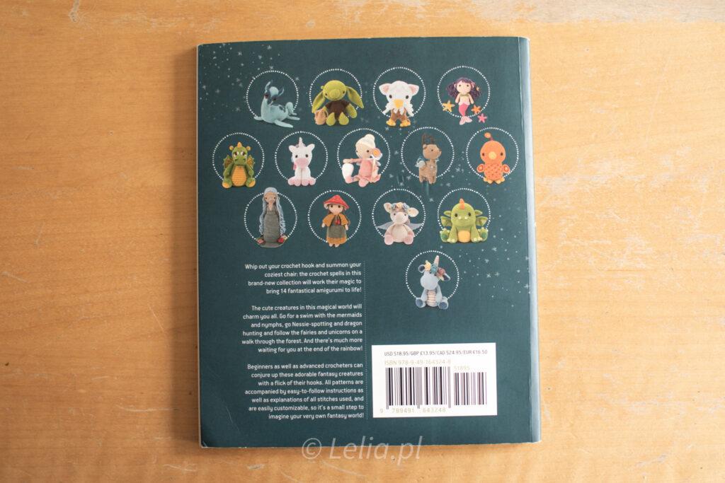 lelia.pl unicorns, dragons and more fantasy amigurumi